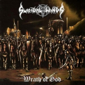 SUICIDAL WINDS - Wrath of God - CD