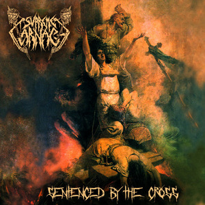 SUPREME CARNAGE - Sentenced By The Cross - DIGISLEEVE-CD