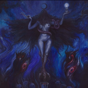 TEMPLE BELOW - The Dark Goddess - DIGI-CD