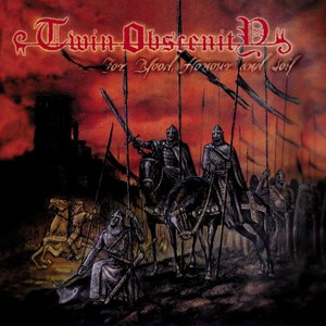 TWIN OBSCENITY - For Blood, Honour and Soil - CD