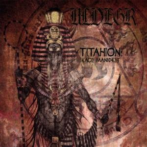 ULVEGR - Titahion: Kaos Manifest - DIGI-CD