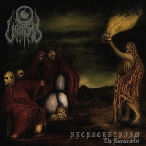 UTTERTOMB - Necrocentrism - The Necrocentrist - CD