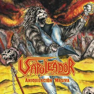 VAPULEADOR - Aniquilacion Masiva - CD