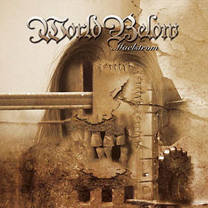 WORLD BELOW - Maelstrom - CD