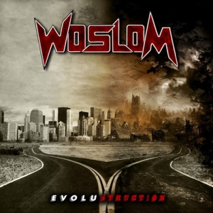 WOSLOM - Evolustruction - CD