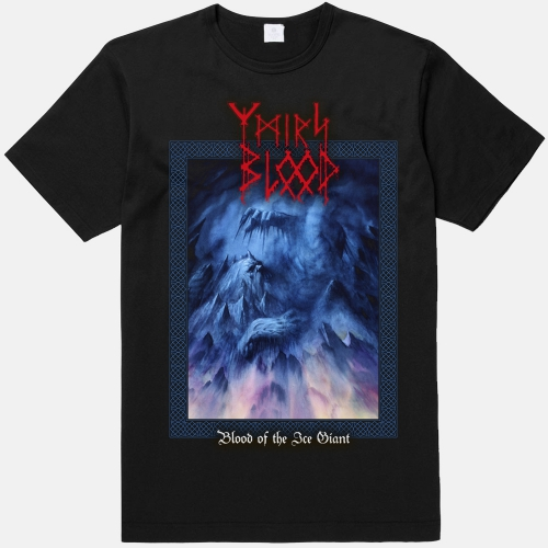 YMIR'S BLOOD - Blood of the Ice Giant - T-SHIRT