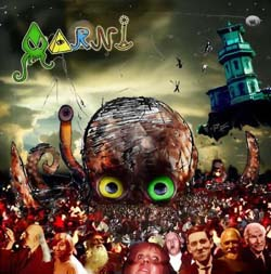 AARNI - Tohcoth - CD