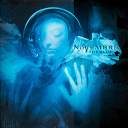 NOVEMBRE - The Blue - CD